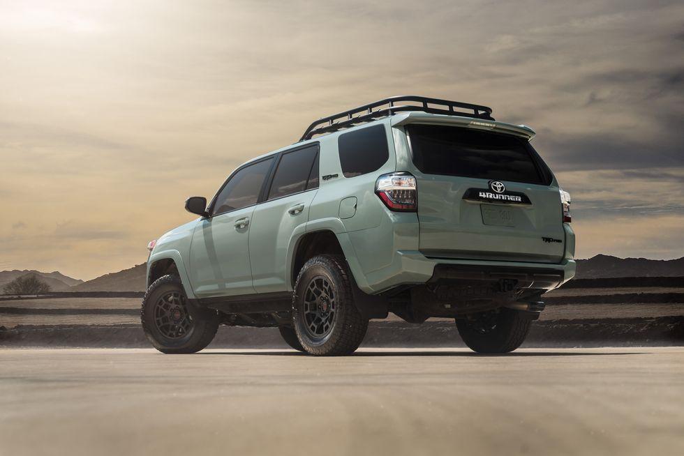 Toyota 4Runner TRD Pro 2021 Dapatkan Warna Dan Roda Baru