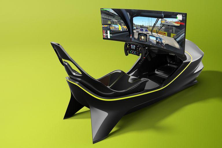 Aston Martin Simulator Mengemudi Dengan Harga Spektakuler