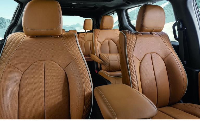 Harga Chrysler Pacifica Pinnacle 2021
