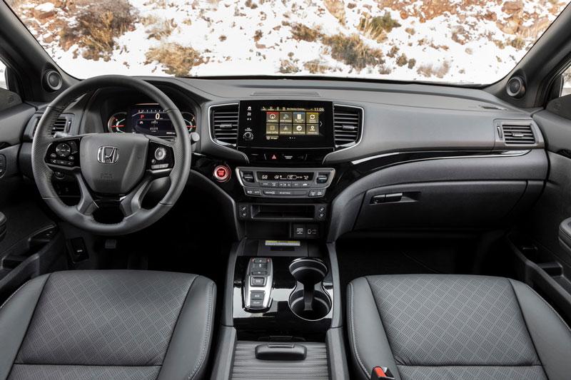 Honda Passport 2021 Mendapat Kenaikan Harga Karena Touchscreen