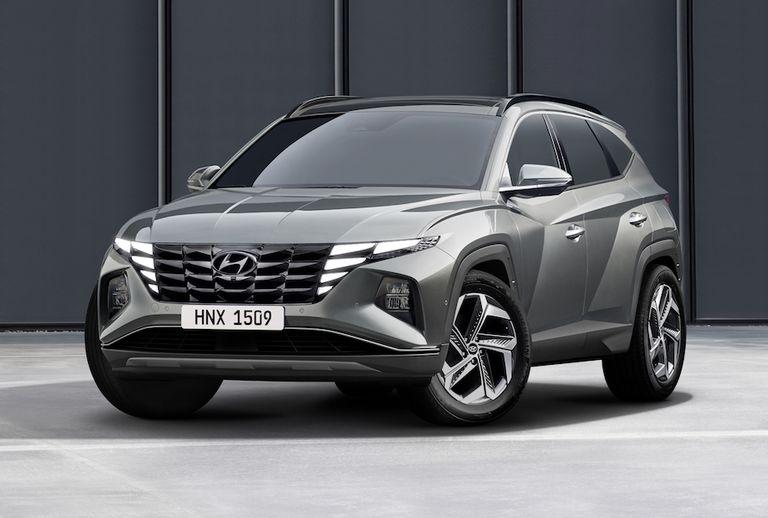 Hyundai Tucson 2022 Mendapat Perubahan yang Menakjubkan