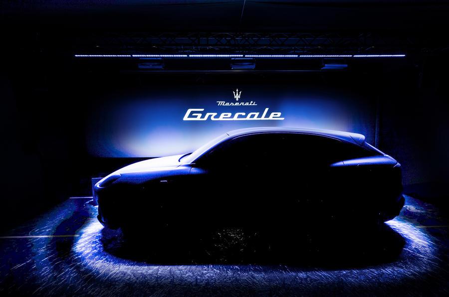 Maserati Grecale, Compact SUV Yang Akan Segera Diluncurkan
