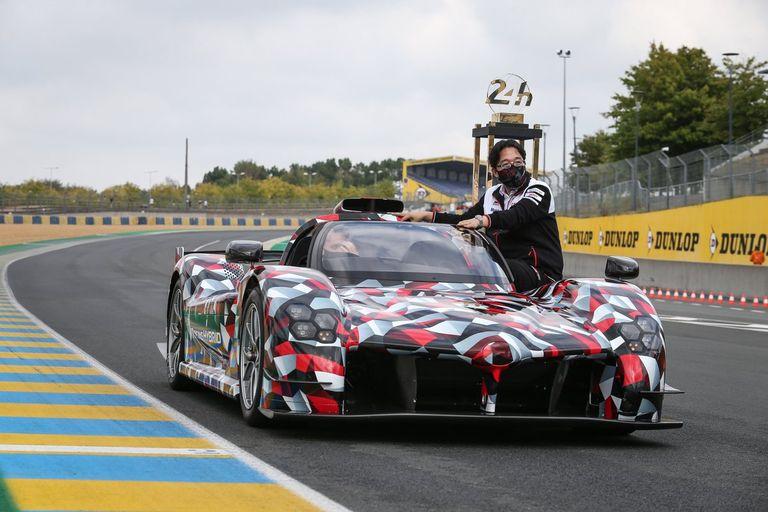 Toyota GR Super Sport Hypercar Ditampilkan di Le Mans Pertama Kali