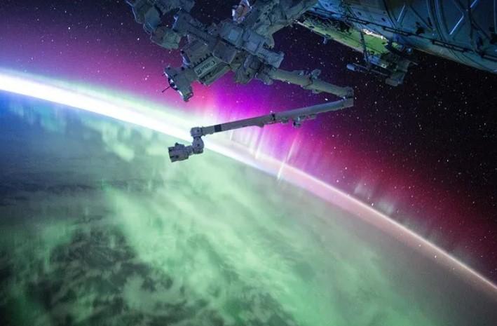 melihat aurora